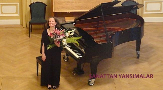 Saygun, İnce ve Acim'li 3 piyano konseri