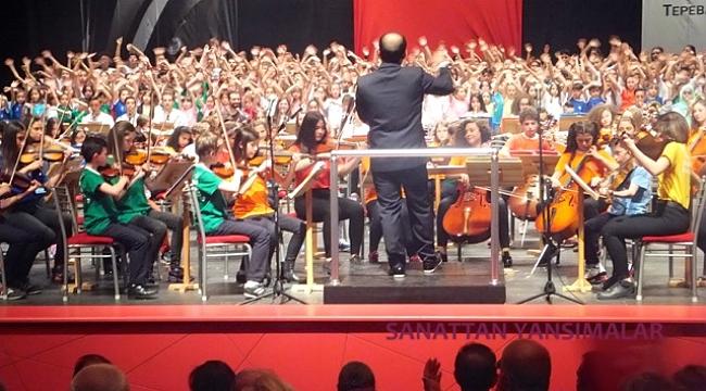 Eskişehir'de Çocuk Orkestraları Patlaması...
