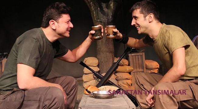 Yeni oyun Muzaffer İzgü'den 'Sınır'