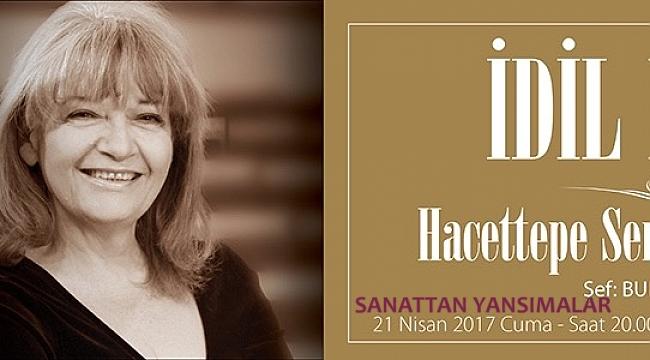 Hacettepe Üniversitesi 50. yılını İdil Biret'le kutluyor