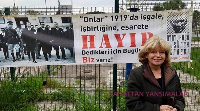 İdil Biret'in anlamlı bulduğu afiş
