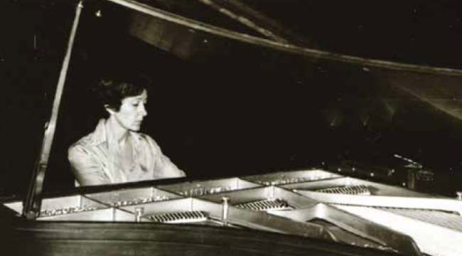 Kayıp piyanistin kayıtlarını İdil Biret açığa çıkardı.