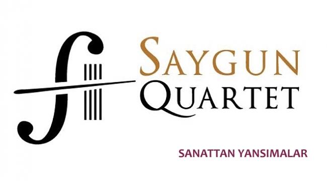 Saygun Quartet için hâla bilet var..
