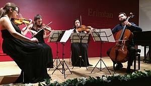 Profesyonelliğin gerekleri ve Saygun Quartet