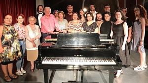 Neue Stimmen Opera Yarışması İzmir'e Kondu