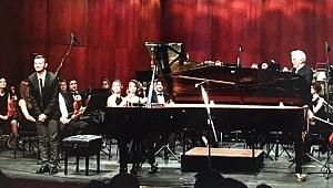 Piyanist Ernur ABD'de burslu okuyabilecek mi?