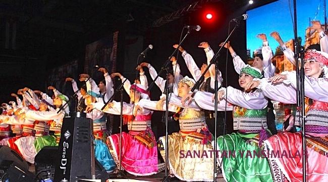 Hacettepeli folklorcüler festival birincisi oldu!