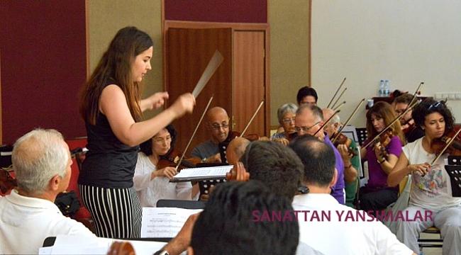 İpekyolu Orkestrası'ndan Kuzey Kıbrıs'ta iki konser
