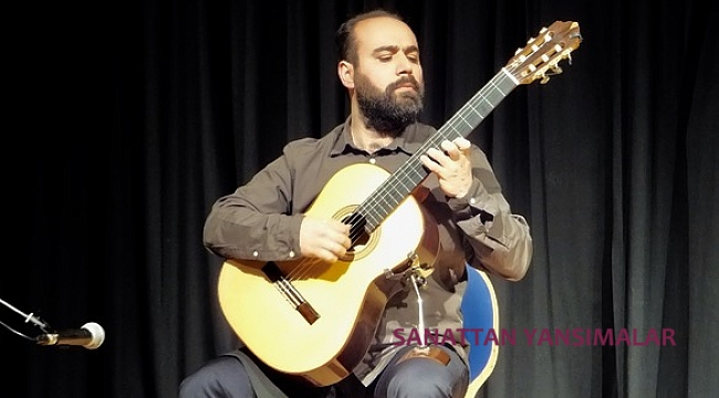 Ozan Sarıtepe / Sonidos de Paisajes