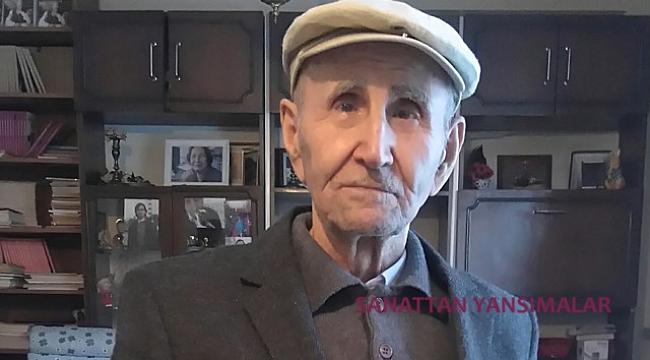 Yurtsever şair, öğretmen Osman Bolulu'yu da yitirdik
