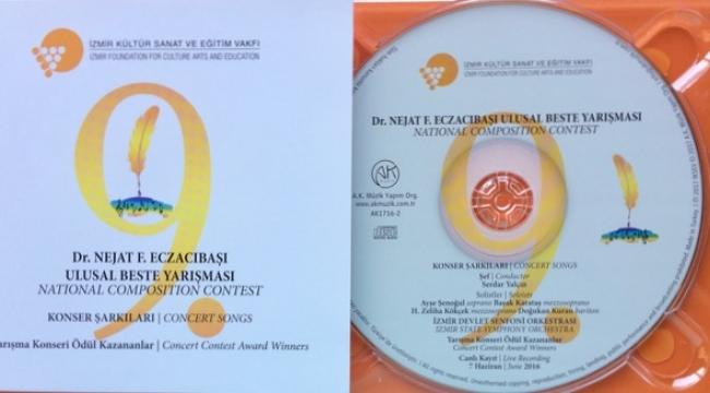 9. CD, Konser Şarkıları yayımlandı