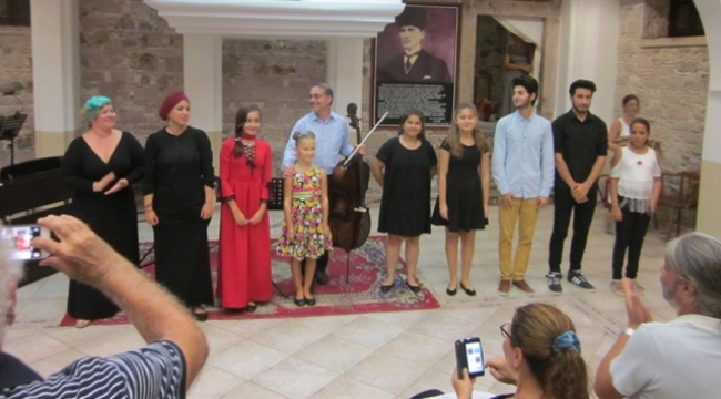 Ayvalık – AIMA Viyolonsel Ustalık Sınıfı Konseri