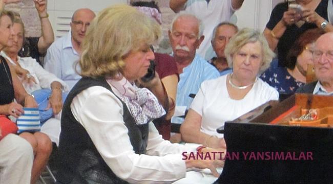 Beethoven Korolu Fantezi ve Holtz Gezegenler