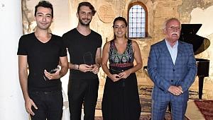 Kazanan yepyeni bir topluluk: Geistesblitz Trio