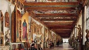 Sanat müzelerinde eser sunumu-sergileme yöntemleri