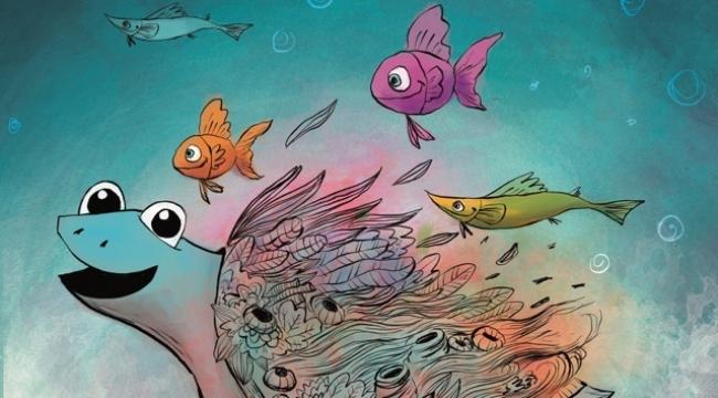 """Serhan Kansu'dan çocuk romanı: """"Sırtımdaki Okyanus"""""""