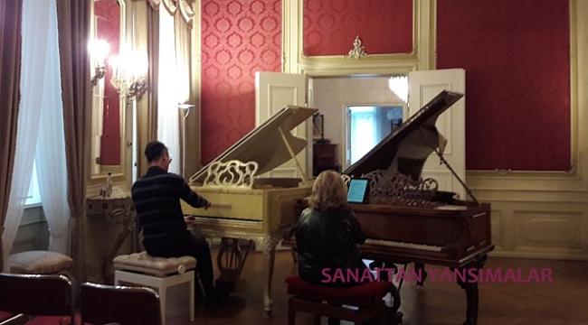 İdil Biret'ten Bayreuth'da ustalık sınıfı