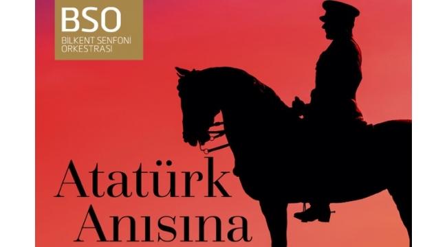 BSO ve CSO Atatürk'ü birlikte anıyor.