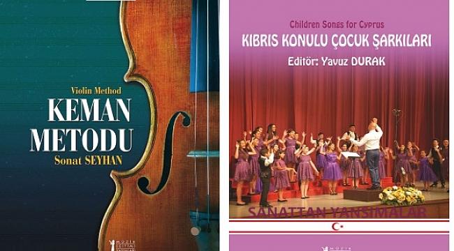 Müzik Eğitimi Yayınları'ndan yeni kitaplar