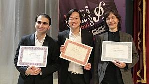 Singapurlu Shaun Choo birinciliği elde etti