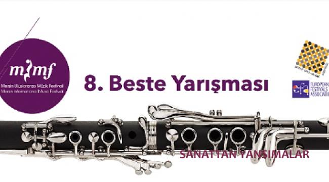 17. Mersin Müzik Festivali 8. Beste Yarışması