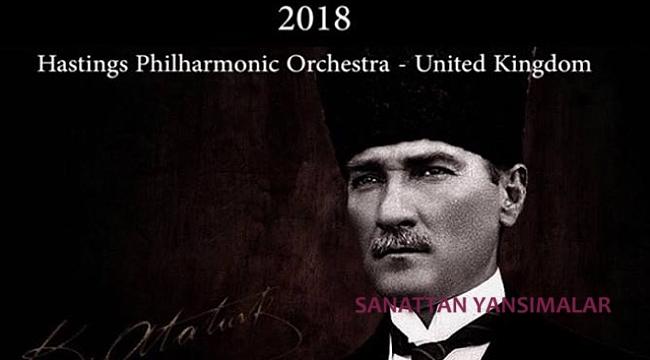İngiltere'de Atatürk konulu beste yarışması