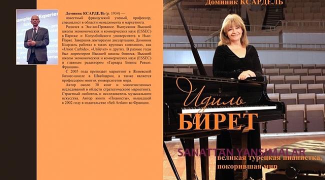 Rusya Büyükelçisi, 70. sanat yılına özel mesaj gönderdi