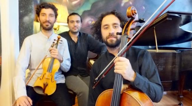 Trio BA, Schubert'in iki eserini seslendirecek