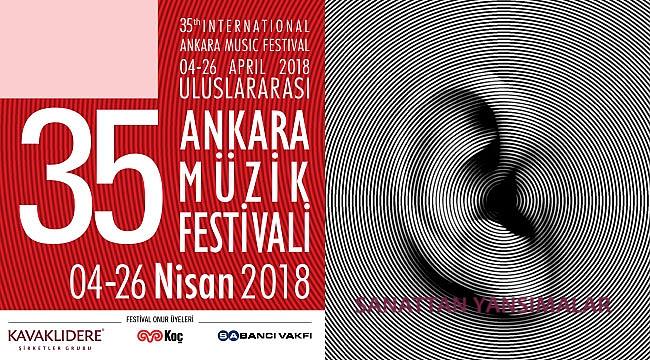 35. Uluslararası Ankara Müzik Festivali Programı