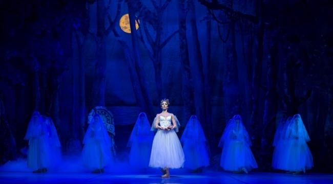 Giselle, Ankara Opera Sahnesi'nde