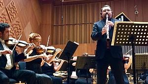 Klarnet solisti Orchoun Chivelsky'yi tanıyor musunuz?