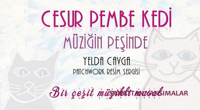 Cesur Pembe Kedi Bilkent'te