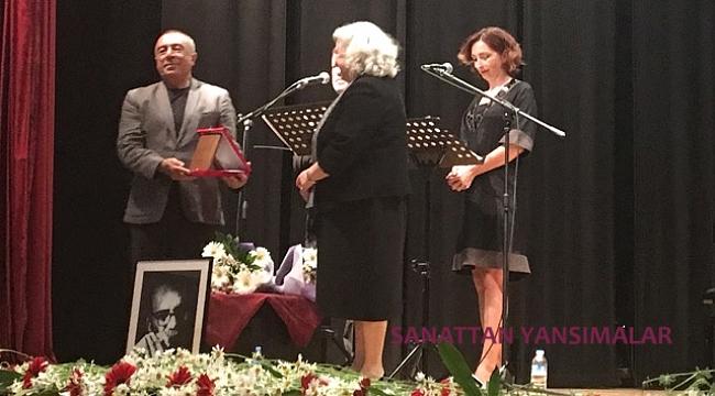 Ceyhun Atuf Kansu Şiir Ödülü töreni yapıldı