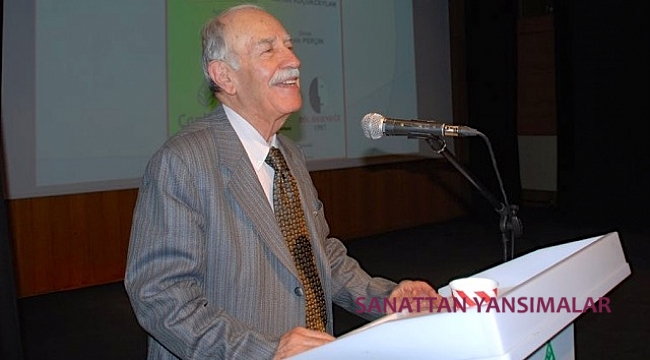 Yazar Yayıncı Remzi İnanç Usta'ya Saygı