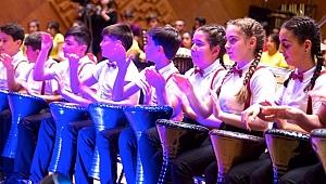 CSO'da Vurmalı Çalgılar Konseri