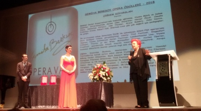Semiha Berksoy Opera Ödülleri'ni alanlar neler söyledi?