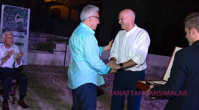 Livaneli'ye Yunanistan'da Barış Ödülü