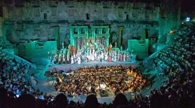 Karahan, Verona'dan sonra Aspendos'ta Calaf söyleyecek