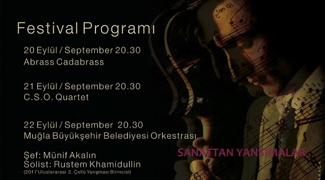 7. Benyamin Sönmez Fethiye Müzik Festivali