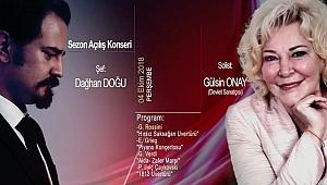 Bursa halkının sahip çıktığı orkestradan renkli program