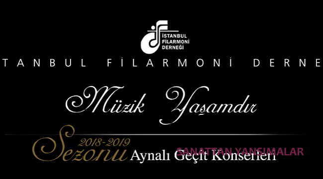 İstanbul Filarmoni Derneği'nden üç ayrı konser dizisi
