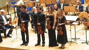 17,19 ve 21'nci yüzyıl müzikleriyle Atatürk'ü çok yönlü anma