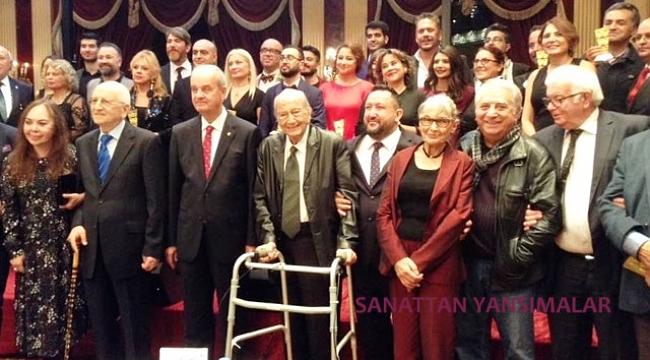 43. İsmet Küntay Tiyatro Ödülleri sahiplerini buldu