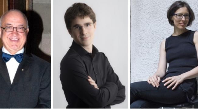 Üç yabancı orgcu ve seçkin eserlerle St. Esprit'te...