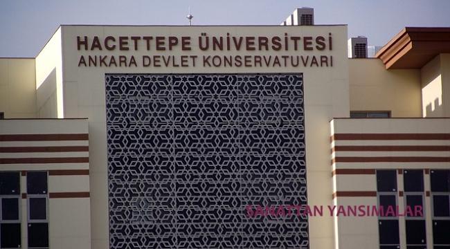 Ankara Devlet Konservatuvarı 2019'da Yeni Binasında...