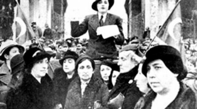 Kadınlar Partisi'ni Unutmayalım!