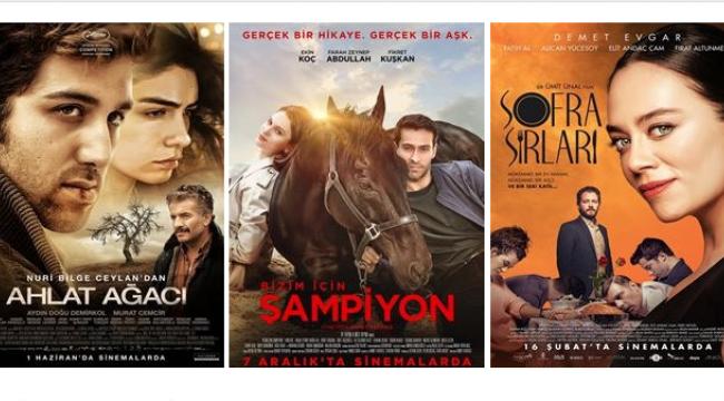 Türk Sineması: 2018'İn En İyileri
