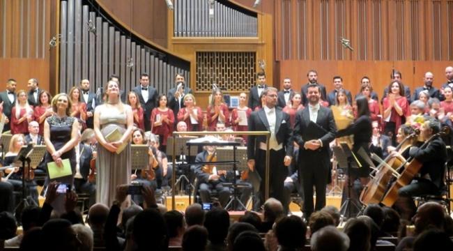 Ankara'da Mozart Büyük Missa