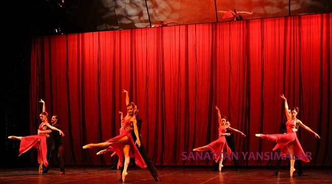Balenin Yıldızları bu kez Antalya'da