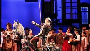Don Quichotte Operası'nın Türkiye prömiyeri üzerine...